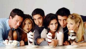 Las mejores frases de Friends (Serie TV)