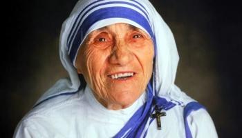 15 frases de la Madre Teresa de Calcuta