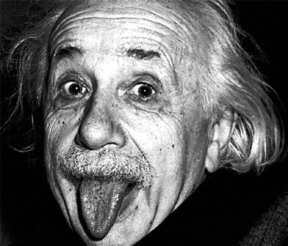 Albert einstein periodico
