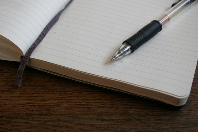 Ser escritor. Lo primero es empezar