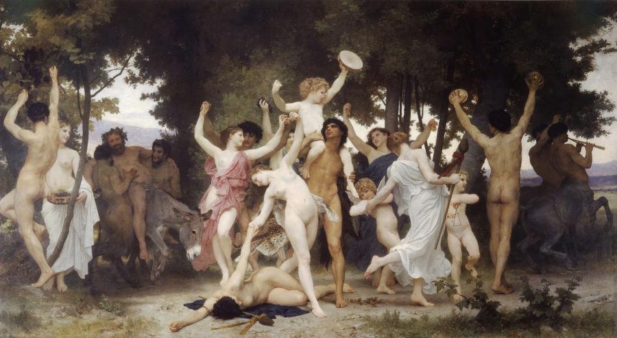 Danza grecia poesia