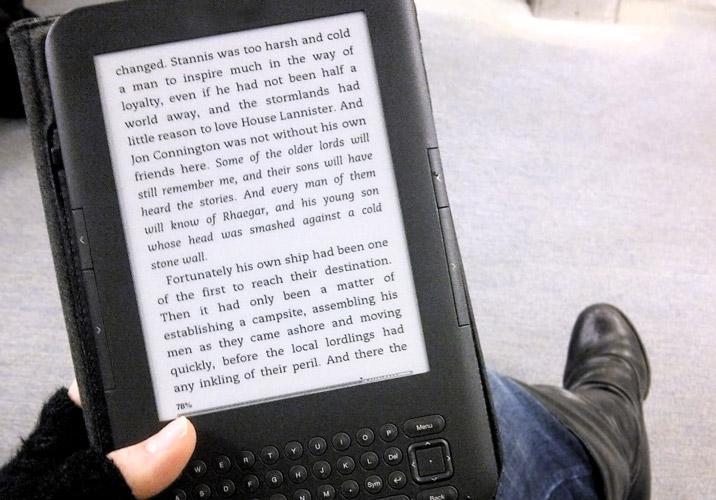 Ebook, dispositivo para leer libros