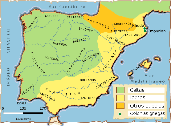 Origenes del castellano