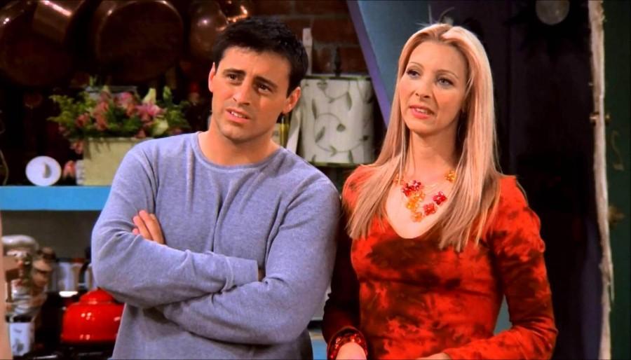 Joey y Phoebe