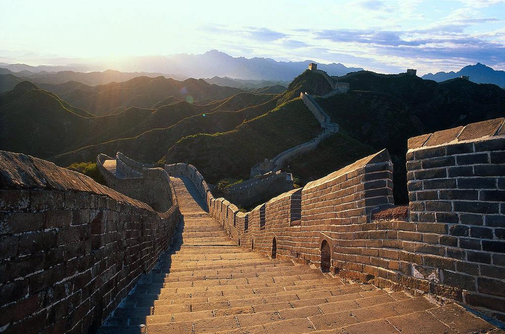 La gran muralla china - viajar