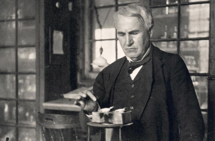 Fue Thomas Edison un mentiroso?