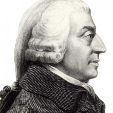 Biografía de Adam Smith