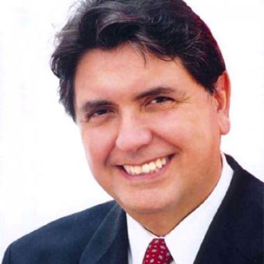 Biografía de Alan García