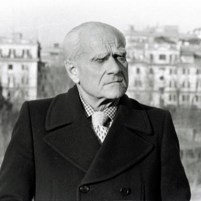 Biografía de Alberto Moravia