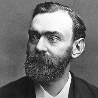 Biografía de Alfred Nobel