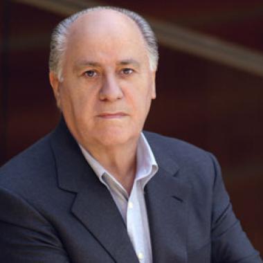 Biografía de Amancio Ortega
