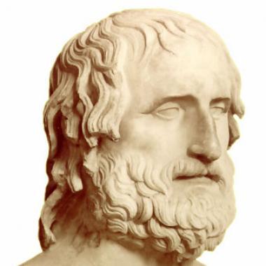 Biografía de Eurípides