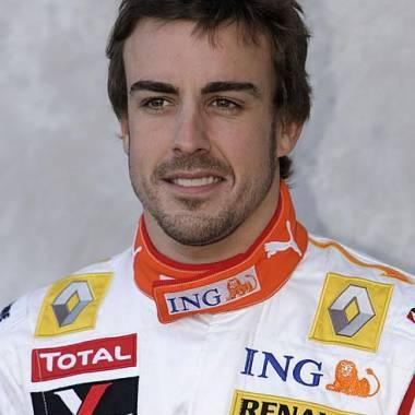 Biografía de Fernando Alonso