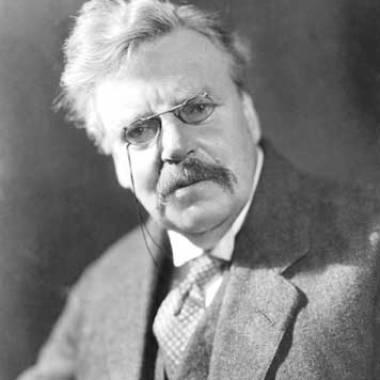 Biografía de Gilbert Keith Chesterton