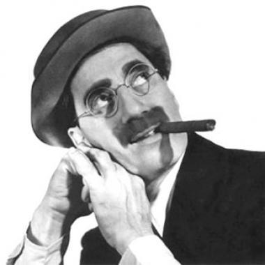 Biografía de Groucho Marx