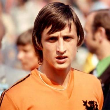 Biografía de Johan Cruyff
