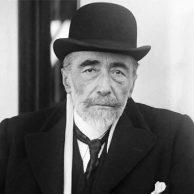 Biografía de Joseph Conrad