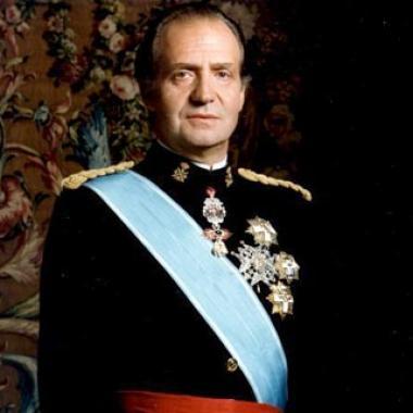 Biografía de Juan Carlos I