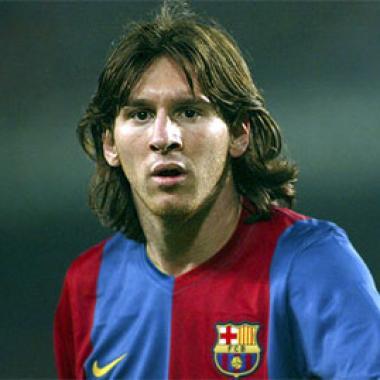 Biografía de Lionel Messi