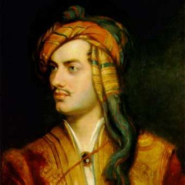 Biografía de Lord Byron