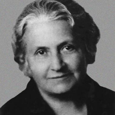 Biografía de Maria Montessori