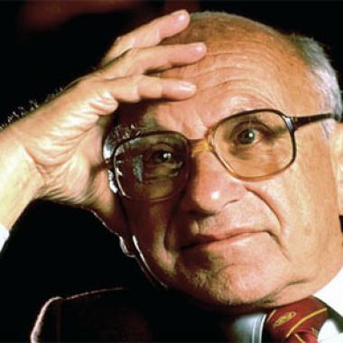 Biografía de Milton Friedman