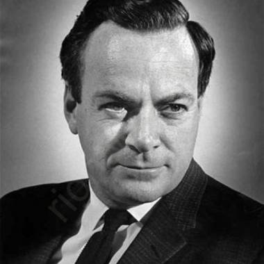 Biografía de Richard Feynman