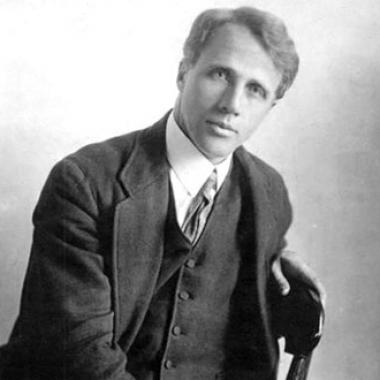 Biografía de Robert Frost