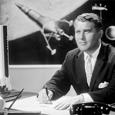 Biografía de Wernher von Braun