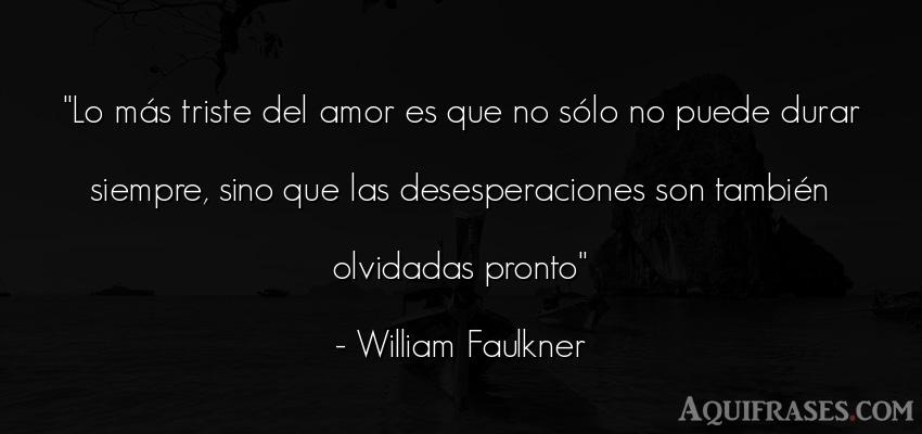 Lo Mas Triste Del Amor Es Que No Solo No Puede