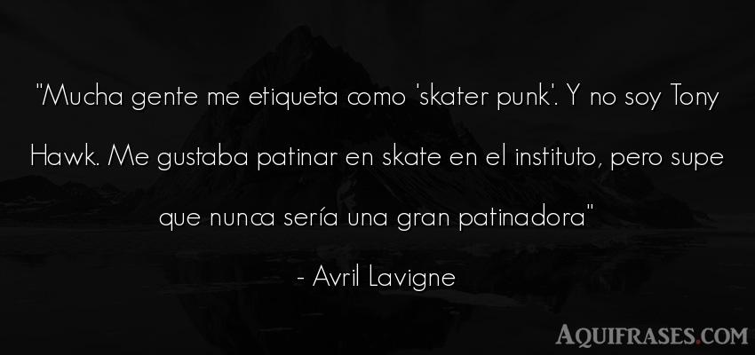 Mucha Gente Me Etiqueta Como Skater Punk Y No Soy