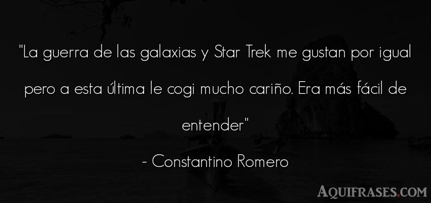 La Guerra De Las Galaxias Y Star Trek Me Gustan Por